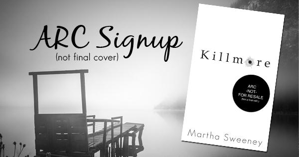 Killmore ARC Signup