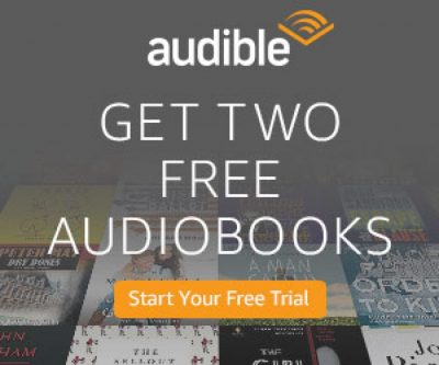 2 Free Downloads on Audible from Martha Sweeney